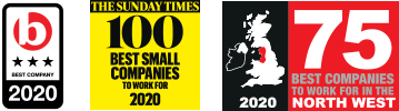 Top 75 best companies to work for 2020